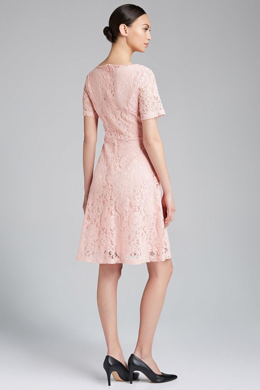 d58f11e8cfa33 Capture Fit & Flare Lace Dress Online | Shop EziBuy