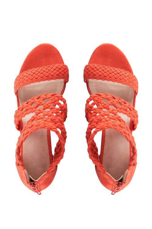 Wide Fit Torpoint Sandal Heel