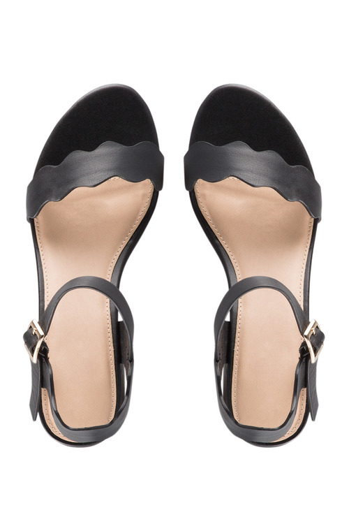 Thornbury Sandal Heel