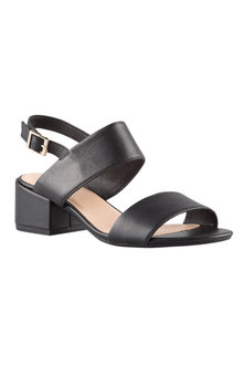 Wide Fit Tipton Sandal Heel - 213292