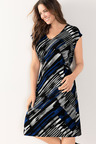 Plus Size - Sara D Ring Dress