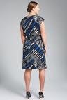 Plus Size - Sara D Ring Dress