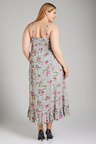 Plus Size - Sara Hi-Low Maxi Dress