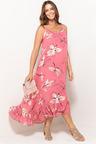 Sara Hi-Low Maxi Dress