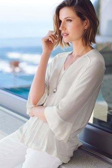 Next Kimono Sleeve Sweater - 213406