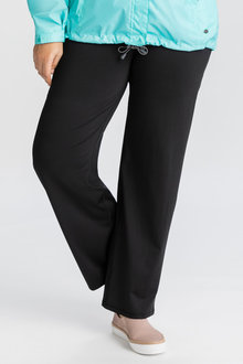 Plus Size - Isobar Active Plus Yoga Pant