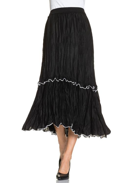 Capture Pull On Crinkle Skirt