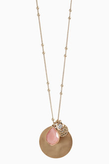 Next Cluster Pendant Necklace - 213608
