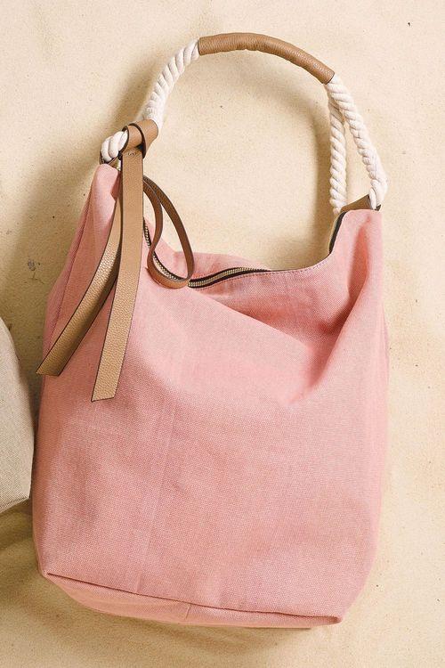 Next Canvas Hobo Bag