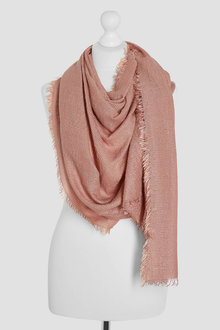 Next Pink Sparkle Stripe Scarf - 213677