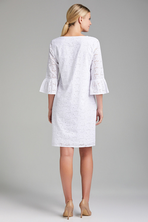 Emerge Broiderie Dress