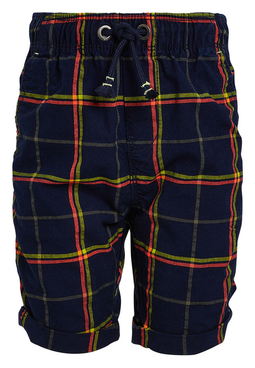 Next Check/Fluro Shorts Two Pack