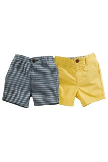 Next Chino Shorts Two Pack - 213878
