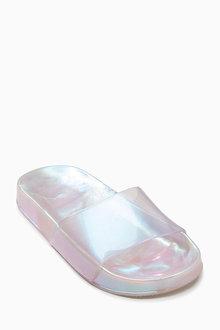 Next Iridescent Jelly Sliders - 213929