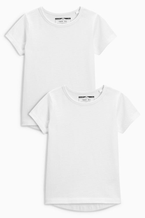 Next Short Sleeve T-Shirts Two Pack