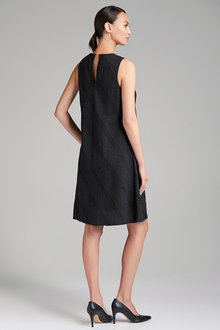 Emerge Broidery Swing Dress - 214115