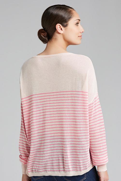 Emerge Stripe Sweater