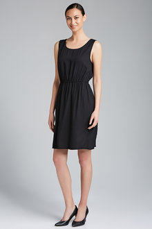 Capture Gather Waist Dress - 214198
