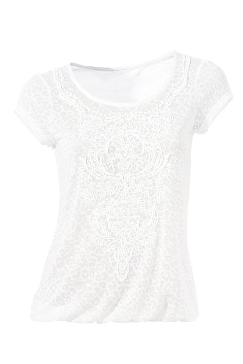 Heine Burnout T-Shirt