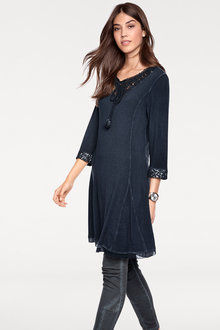 Heine Lace Detail Tunic