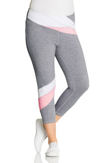 Plus Size - Sara Spliced Legging