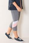Plus Size - Sara Spliced Legging
