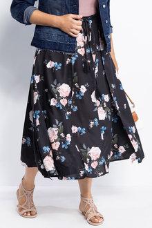 Sara Wrap Skirt - 214236