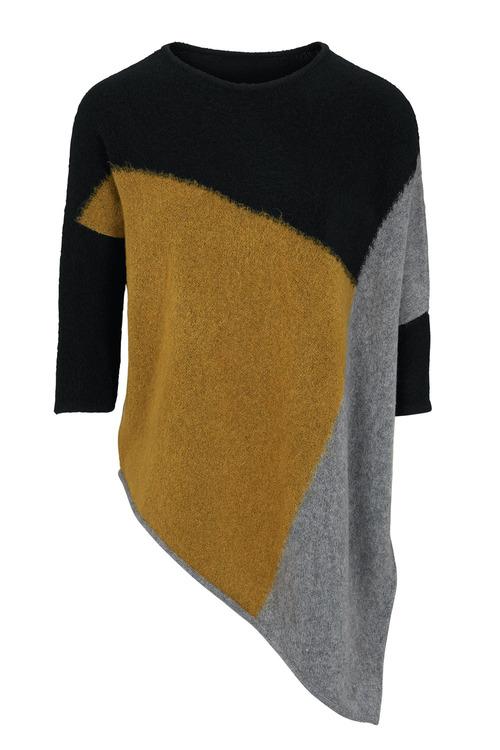Heine Colour Block Pullover