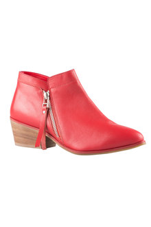 Wide Fit Lisburn Ankle Boot