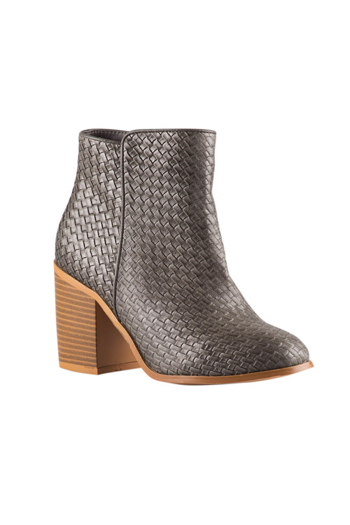Wide Fit Langholm Ankle Boot