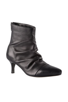 Plus Size - Wide Fit Leominister Ankle Boot