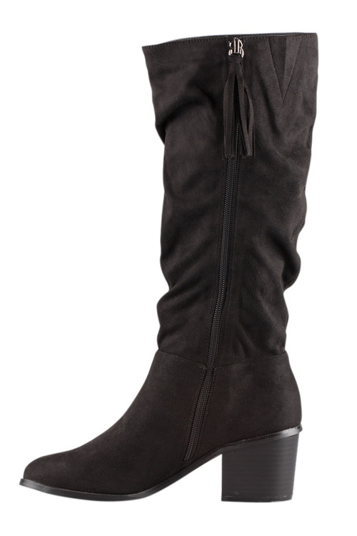 Plus Size - Wide Fit Harvey Boot