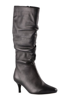 Plus Size - Wide Fit Matlock Knee Boot