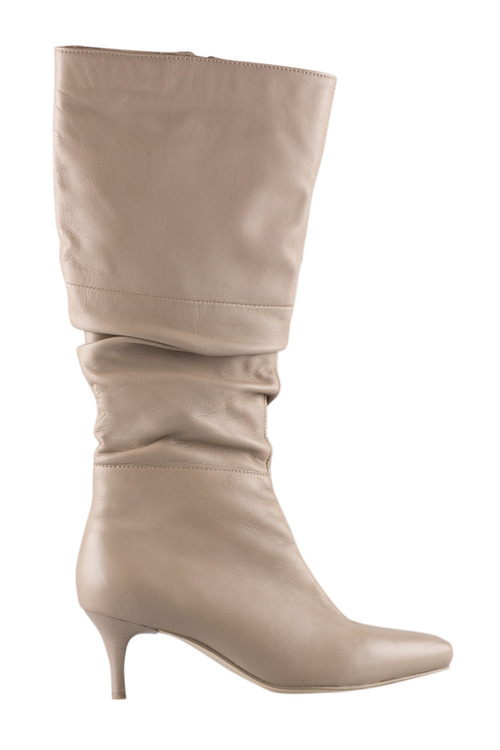 Wide Fit Matlock Knee Boot