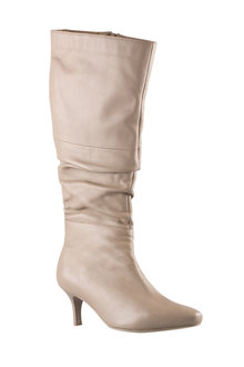 Wide Fit Matlock Knee Boot - 214301