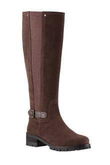 Plus Size - Wide Fit Midhurst Leg Boot