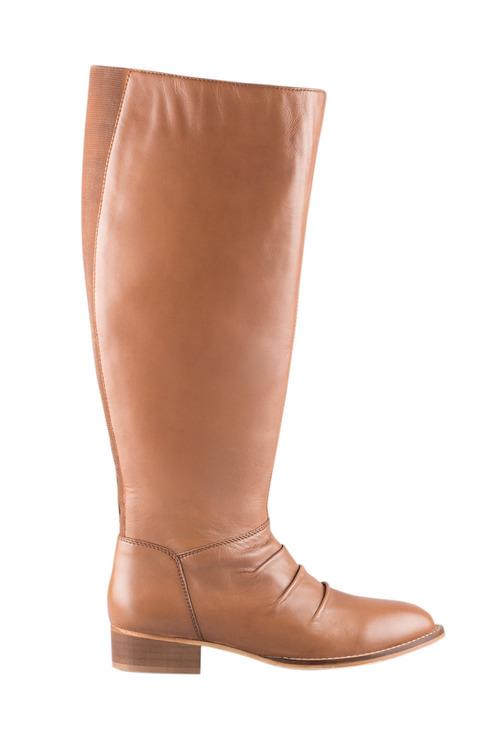 Sara Wide Fit Marlow Knee Boot