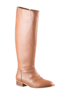 Sara Wide Fit Marlow Knee Boot - 214307