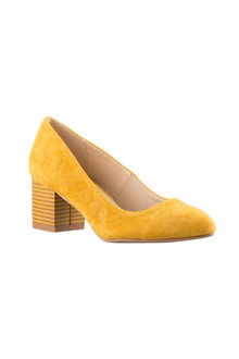 Plus Size - Wide Fit Avon Court Heel