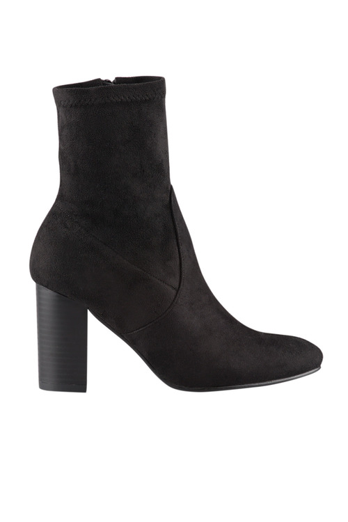 Plus Size - Wide Fit Lockerbie Ankle Boot