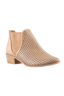 Plus Size - Wide Fit Lynnington Ankle Boot