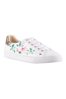 Plus Size - Wide Fit Burford Sneaker
