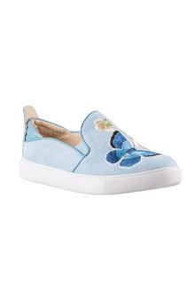Wide Fit Bolton Sneaker - 214401
