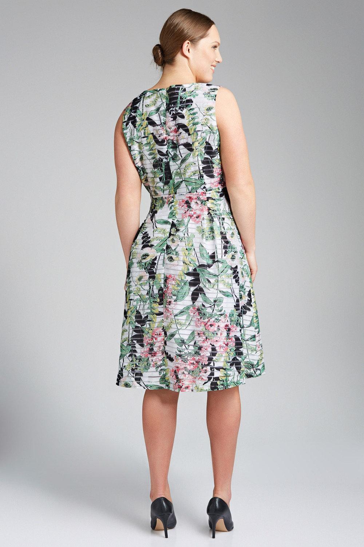 2443d7a96ba7 Sara Fit n Flare Dress Online   Shop EziBuy