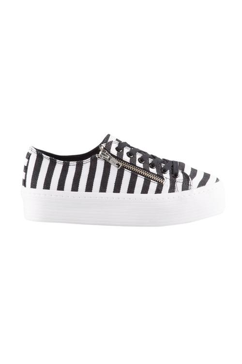 Plus Size - Wide Fit Cambridge Sneaker
