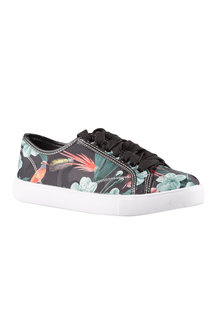 Plus Size - Wide Fit Brackley Sneaker