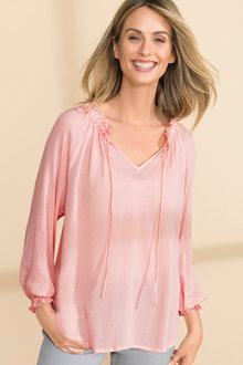 Capture Boho Blouse