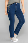 Plus Size - Sara So Slimming Straight Jean