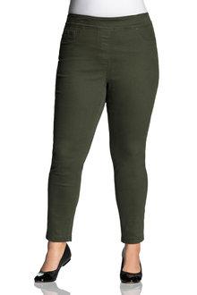 Sara Pull On Slim Leg Jean - 214449
