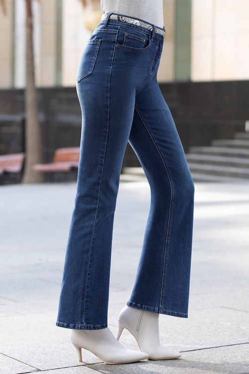 Capture 5 Pocket Bootleg Jeans